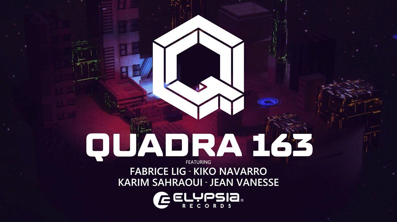 "Quadra 163 ""Spin Coaster"" EP"